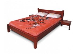 Кровать Гармония дуб 180х200